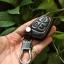 ซองหนังแท้ ใส่กุญแจรีโมทรถยนต์ รุ่นโลโก้เหล็ก Mercedes Benz สีดำ-น้ำตาล แบบใหม่ thumbnail 10