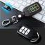 ซองหนังแท้ ใส่กุญแจรีโมทรถยนต์ รุ่นเรืองแสง Honda Accord All New City Smart Key 3 ปุ่ม thumbnail 8