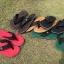 รองเท้าแตะผู้ชาย K - Swiss inspired Plush 2 สี เทา,แดง,เขียว thumbnail 14