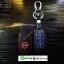 ซองหนังแท้ ใส่กุญแจรีโมท รุ่นด้ายสี พิมพ์โลโก้ Nissan Teana,Almera,Sylphy,Xtrail Smart Key 4 ปุ่ม thumbnail 6