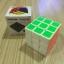 MoYu GuanLong 3x3x3 56mm White Speed Cube thumbnail 1