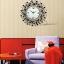 นาฬิกาแขวนผนัง - ประดับด้วยคริสตัล สวยหรู สไตล์ยุโรป ผลิตจากเหล็กดัดอย่างดี (Pre)