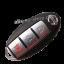 ซองหนังแท้ ใส่กุญแจรีโมท รุ่นหนังนิ่ม Nissan March,X-Trail,Navara,Juke,Pulsar 3 ปุ่ม thumbnail 10
