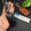 ซองหนังแท้ ใส่กุญแจรีโมทรถยนต์ Honda Civic FB,Accord G8 พับข้างรุ่นหนังนิ่ม 3 ปุ่ม thumbnail 7