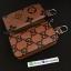 กระเป๋าซองหนังแท้ ใส่กุญแจรีโมทรถยนต์ รุ่นซิบรอบหนังด้าน พิมพ์ลาย Gucci,Lovis Vuittton thumbnail 2