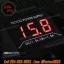หม้อแปลงเครื่องสัก DRAGONHAWK รุ่น 3 รูเสียบ หม้อแปลงกระแสไฟฟ้า หม้อแปลงดิจิตอล Tattoo Machine DC Power Supply thumbnail 7
