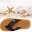 รองเท้าแตะผู้ชาย K - Swiss inspired Plush 2 สี ดำ,น้ำตาล/กาแฟ thumbnail 6