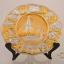 ของพรีเมี่ยม จานโลหะวงรี ขนาดกว้าง 14 ซม. สูง 12 ซม. thumbnail 6
