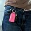 กระเป๋า ซองหนังแท้ ใส่กุญแจรีโมทรถยนต์ Mitsubishi Mirage,Attrage,Triton,Pajero รุ่นกระดุมแป๊ก thumbnail 10