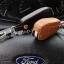 ซองหนังแท้ ใส่กุญแจรีโมทรถยนต์ All New Ford Ranger,Everest 2015-18 รุ่นพับข้าง 2-3 ปุ่ม thumbnail 3