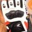 ถุงมือขี่มอเตอร์ไซค์ ไทชิ Rst 410 สีขาวแดง thumbnail 2