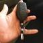 ซองหนังแท้ใส่กุญแจรีโมทรถยนต์ All New Toyota Fortuner/Camry Hybrid 2015-18 รุ่น 4 ปุ่ม โลโก้-เงิน thumbnail 8