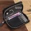 กระเป๋าหนังแท้ใส่พวงกุญแจ Cater gootaer สี ดำ-น้ำตาล-ชมพู-ดำเงา thumbnail 4