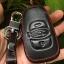 ซองหนังแท้ ใส่กุญแจรีโมทรถยนต์ รุ่นโลโก้-ฟ้า Subaru XV,Forester,Brz,Outback 2015-18 Smart Key thumbnail 8