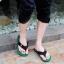 รองเท้าแตะผู้ชาย K - Swiss inspired Plush 2 สี เทา,แดง,เขียว thumbnail 7