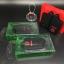 ปลอกซิลิโคน หุ้มกุญแจรีโมทรถยนต์ Honda Civic FB/CRV Keyless 3 ปุ่ม สี ดำ/แดง thumbnail 13