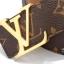 เข็มขัด Louis Vuitton ลายโมโนแกรม : เกรดพรีเมี่ยม สีน้ำตาล thumbnail 6