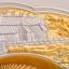 ของพรีเมี่ยม จานโลหะวงรี ขนาดกว้าง 14 ซม. สูง 12 ซม. thumbnail 3