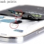 ชาร์ตแบตแบบไร้สาย Wireless Charging Qi Standard สีดำ thumbnail 13