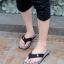 รองเท้าแตะผู้ชาย K - Swiss inspired Plush 2 สี เทา,แดง,เขียว thumbnail 4