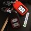 New ปลอกซิลิโคน หุ้มกุญแจรีโมทรถยนต์ Honda HR-V,Jazz,CR-V,BR-V Smart Key 2 ปุ่ม แบบใหม่ thumbnail 7