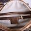 กระเป๋าถือ / หนังผ้าแบรนด์ GUCCI ทรงหมอน thumbnail 4