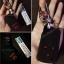 ปลอกซิลิโคน หุ้มกุญแจรีโมทรถยนต์ Honda Civic FB/CRV Keyless 3 ปุ่ม สี ดำ/แดง thumbnail 1