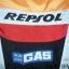 ชุดขี่มอเตอร์ไซค์ เสื้อแจ็คเก็ต เสื้อการ์ด Repsol ไซส์ XL,2XL สีส้ม-แดง thumbnail 5