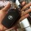 กระเป๋าซองหนัง ใส่กุญแจรีโมท รุ่นมินิซิบรอบโลโก้เงิน Toyota Fortuner/Camry Hybrid 2015-17 Smart 4 ปุ่ม thumbnail 7