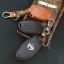 ซองหนังแท้ ใส่กุญแจรีโมทรถยนต์ รุ่นหนังนิ่ม โลโก้-เงิน Nissan Teana,Almera,Sylphy,Xtrail Smart Key 4 ปุ่ม thumbnail 5