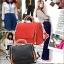 กระเป๋าถือ กระเป๋าแฟชั่น AXIXI สตรี สไตล์เกาหลี thumbnail 2