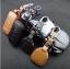 ซองหนังแท้ ใส่กุญแจรีโมทรถยนต์ Mitsubishi Mirage,Attrage,Triton,Pajero thumbnail 10