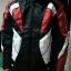 ชุดขี่มอเตอร์ไซค์ เสื้อแจ็คเก็ต เสื้อการ์ดอ่อน DAINESE สีแดง thumbnail 1