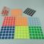 Z-Stickers Z-Bright for MoYu AoChuang 5x5x5 [ZSAC04] thumbnail 1