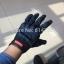 ถุงมือขี่มอเตอร์ไซค์ Komine GK-118 สียีนส์ดำ thumbnail 4