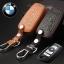 ซองหนังแท้ ใส่กุญแจรีโมทรถยนต์ Bmw New Series 3,5 thumbnail 1
