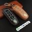 ซองหนังแท้ ใส่กุญแจรีโมทรถยนต์ รุ่นเรืองแสง Porsche แบบใหม่ thumbnail 6