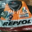ชุดขี่มอเตอร์ไซค์ เสื้อแจ็คเก็ต เสื้อการ์ด Repsol ไซส์ XL,2XL สีส้ม-แดง thumbnail 4