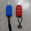 ปลอกซิลิโคน หุ้มกุญแจรีโมทรถยนต์ Mazda 2,3 แบบพับข้าง รุ่น 2 ปุ่ม สีดำ thumbnail 9