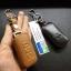 ซองหนังแท้ ใส่กุญแจรีโมทรถยนต์ Mitsubishi Mirage,Attrage,Triton,Pajero thumbnail 7