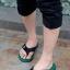 รองเท้าแตะผู้ชาย K - Swiss inspired Plush 2 สี เทา,แดง,เขียว thumbnail 8
