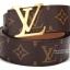 เข็มขัด Louis Vuitton ลายโมโนแกรม : เกรดพรีเมี่ยม สีน้ำตาล thumbnail 5