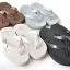 รองเท้าแตะ รองเท้าลำลอง ผู้ชาย Abercrombie Fitch (AF) สี ขาว - ดำ thumbnail 7