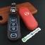ซองหนังแท้ ใส่กุญแจรีโมทรถยนต์ รุ่นปุ่มขาว Mazda 2,3/CX-5 2018 Smart Key 3 ปุ่ม thumbnail 5