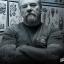 [NOCTURNAL] หมึกสักน็อคเทอร์นอล หมึกสักลายซุปเปอร์แบล็ค สีสักลายสีดำสนิทซุปเปอร์แบล็ก ขวดแบ่งขายขนาด 1 ออนซ์ สีสักนำเข้าจากประเทศอเมริกา American Jack Rudy & Franco Vescovi's Nocturnal Tattoo Ink Super Black (1OZ/30ML) thumbnail 7