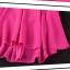 ชุดเดรสแฟชั่นเกาหลี ชุดเดรสน่ารัก ชุดเดรสสวย ๆ ชุดเซตเสื้อสีชมพูบานเย็น + กระโปรงยาวสีขาว ( S,M,L) thumbnail 10
