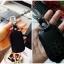 ซองหนังแท้ กุญแจรีโมท ลาตินั่มคอร์ Honda Accord All New City 2014 Smart Key 3 ปุ่ม สีดำ thumbnail 11