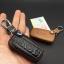 ซองหนังแท้ ใส่กุญแจรีโมทรถยนต์ BMW Series3 (90) Series5 (E60) Series7 Z4 (E85) X1(E84) thumbnail 4