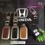 NEW กรอบ_เคส ใส่กุญแจรีโมทรถยนต์ รุ่นโคเมียม HONDA HR-V,CR-V,BR-V,JAZZ Smart Key 2 ปุ่ม thumbnail 1
