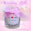(คลิกที่นี่) เทียนหอมในแก้ว ของชำร่วยงานแต่งงาน งานมงคลเจ้าบ่าวเจ้าสาว ระบุข้อความชื่อคู่บ่าวสาวได้ thumbnail 1